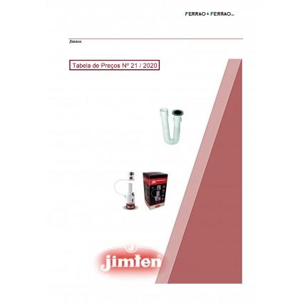 Tabela 21 - Jimten